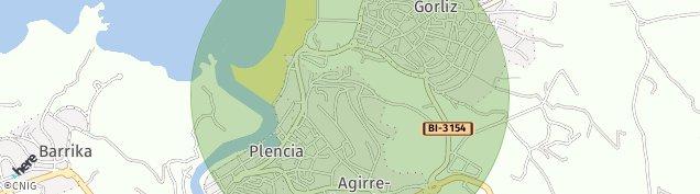 Mapa Andra Mari