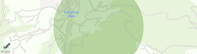 Mapa Zubiaur