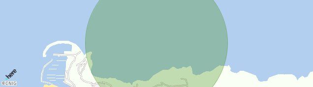 Mapa Laredo
