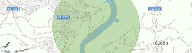 Mapa Cortiguera