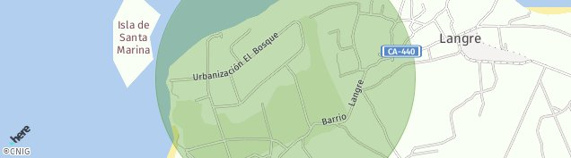 Mapa Loredo