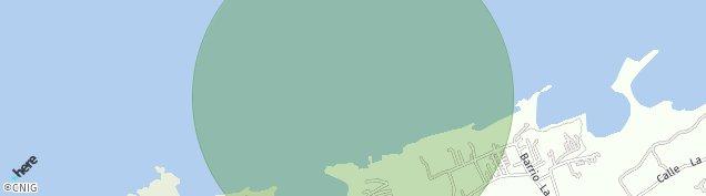 Mapa Liencres
