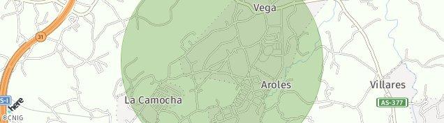 Mapa Vega