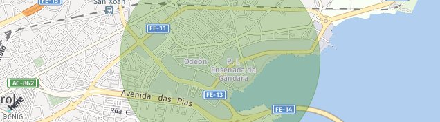 Mapa A Pallota
