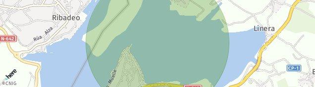 Mapa Castropol