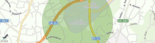Mapa Poligono Rio do Pozo