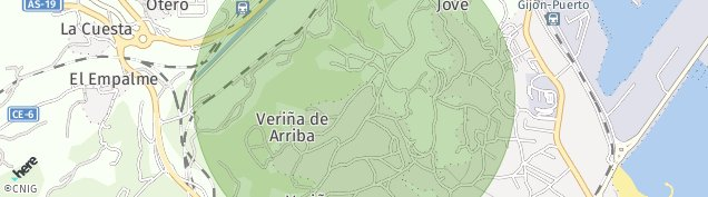Mapa Jove