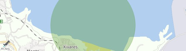 Mapa Xivares