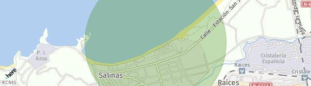 Mapa Alvare