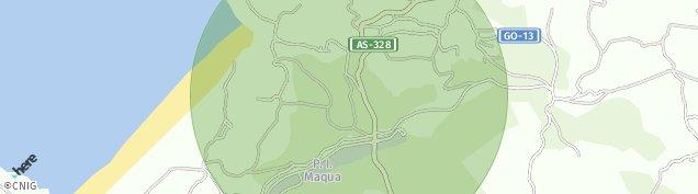 Mapa Genra