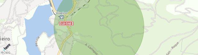 Mapa Celeiro