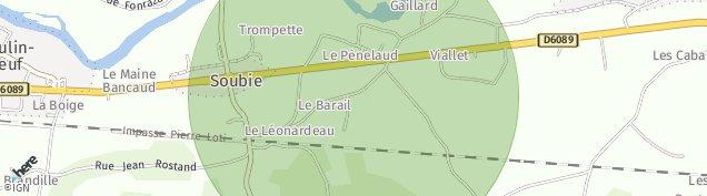 Carte de Moulin-Neuf