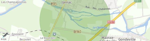 Carte de Jarnac