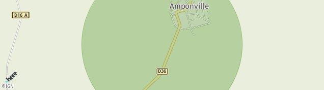 Carte de Amponville