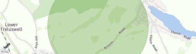 Map of Penryn