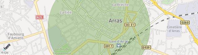 Carte de Arras