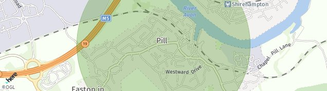 Map of Pill