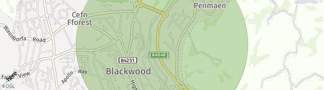 Map of Blackwood