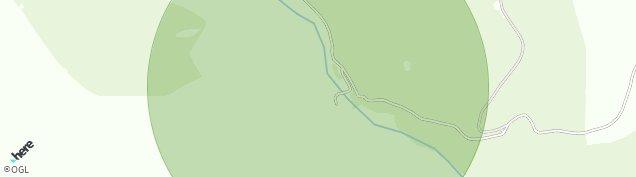 Map of Tregaron