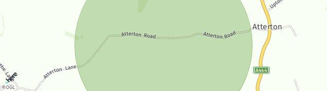 Map of Atterton