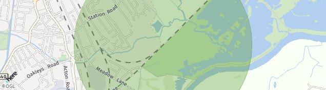 Map of Long Eaton