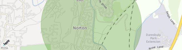 Map of Runcorn