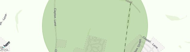 Map of Thurnscoe