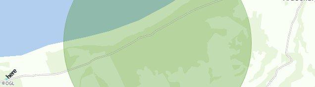Map of Ardeonaig