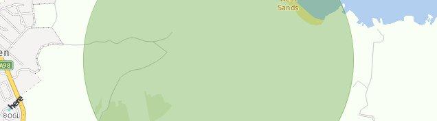 Map of Cullen