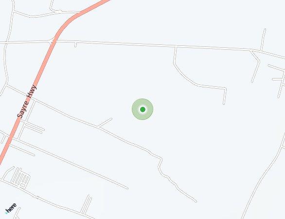 Peta lokasi Bria Valencia