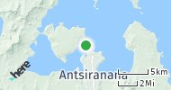 Port of Antisranana, Madagascar