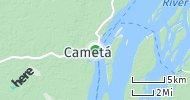 Port of Cameta, Brazil