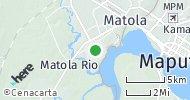 Port of Matola, Mozambique