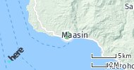 Port of Maasin, Philippines