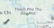 Port of Binh Duong, Vietnam
