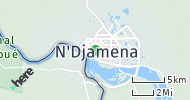 Port of N'Djamena, Chad