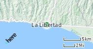 Port of La Libertad, El Salvador