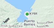 Port of Barrios, Guatemala