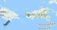 Port of Cruz Bay, U.S. Virgin Islands
