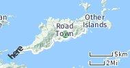Port of Wickham's Cay , British Virgin Islands
