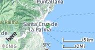Port of Santa Cruz De La Palma, Spain