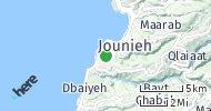 Port of Jounieh , Lebanon