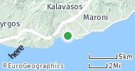 Vasilikos Port, Cyprus