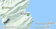 Port of Andros, Greece