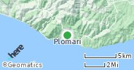 Port of Plomari, Greece