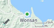 Port of Wŏnsan (Wonsan), North Korea