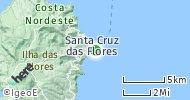 Santa Cruz Das Flores, Portugal