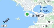 Port of Taranto, Italy