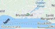 Port of Brunsbuttel, Germany