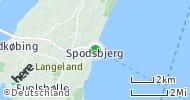 Spodsbjerg Havn, Denmark